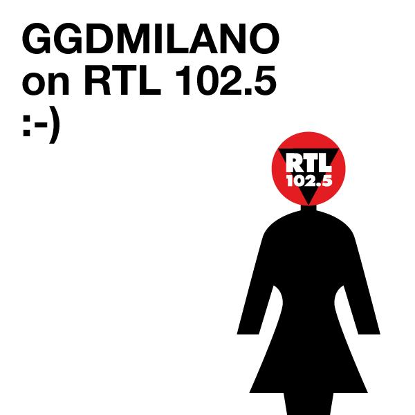 GGD Milano su RTL
