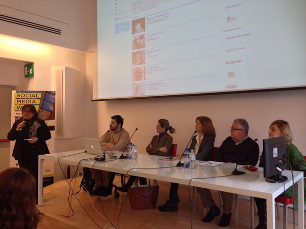 GGD Milano Panel alla Social Media Week 2014