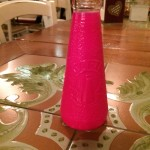 Le bottigliette di aperitivo CAMPARISOSA