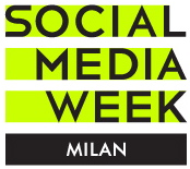 Social media Week. Milan.
