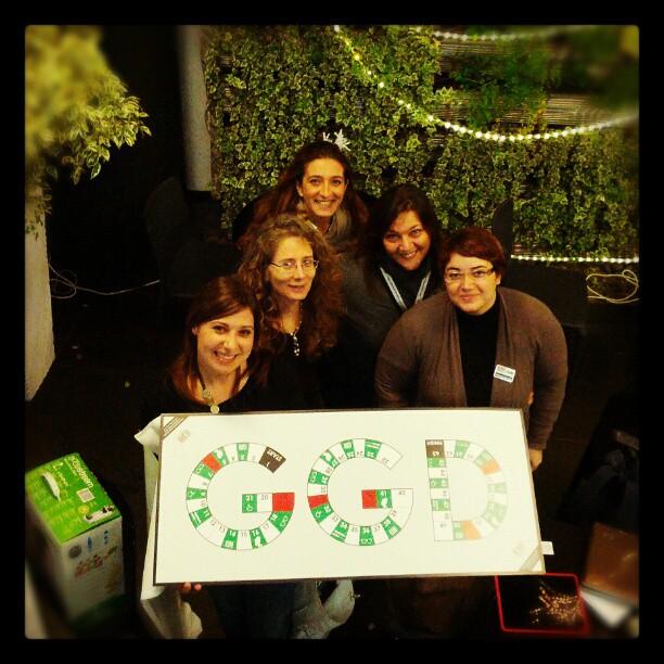 GGD Team Xmas 2012